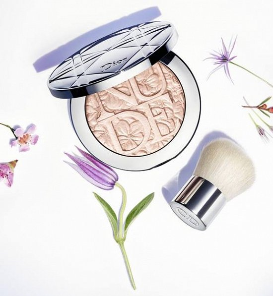 Коллекция макияжа Dior Glowing Gardens весна 2016 фото №4