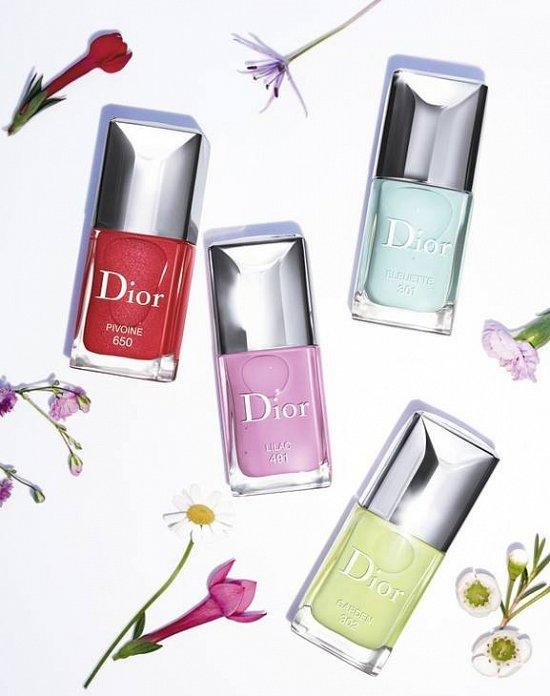 Коллекция макияжа Dior Glowing Gardens весна 2016 фото №11