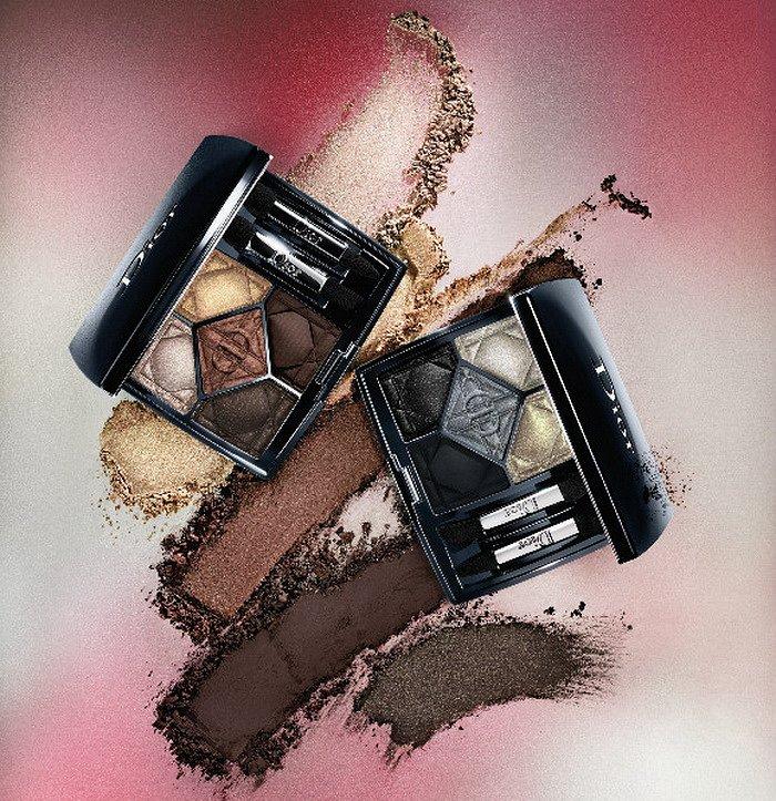 Коллекция макияжа Dior Metallics осень 2017 фото №3
