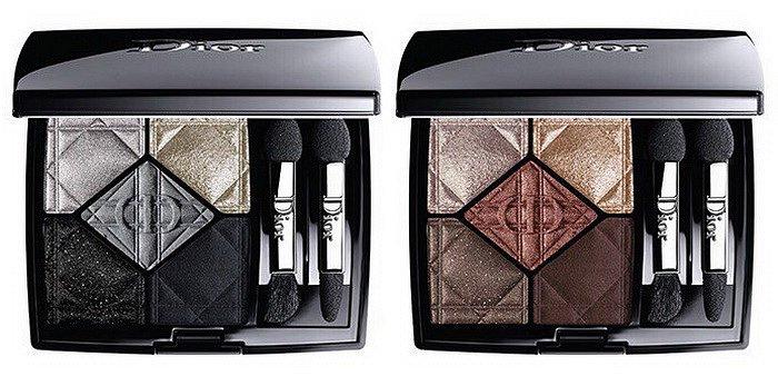 Коллекция макияжа Dior Metallics осень 2017 фото №2