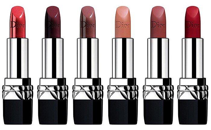 Коллекция макияжа Dior Metallics осень 2017 фото №10