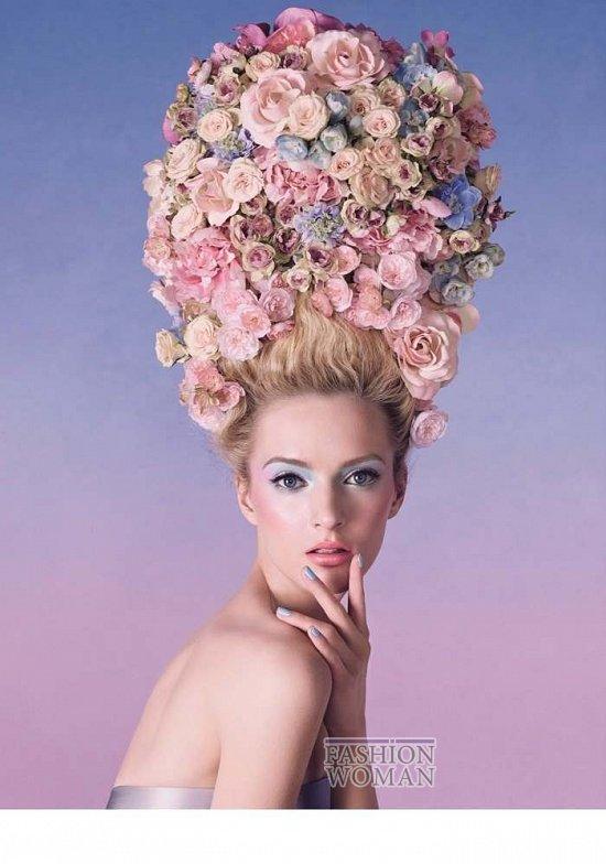 Коллекция макияжа Dior Trianon весна 2014