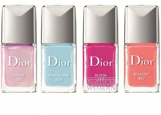 Коллекция макияжа Dior Trianon весна 2014 фото №15