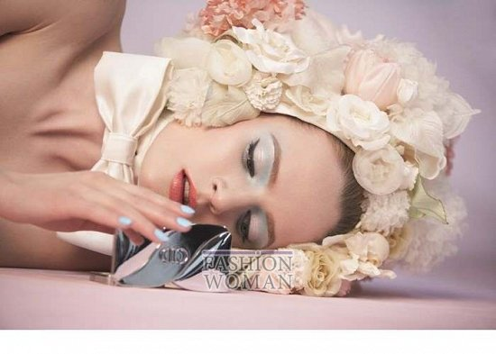 Коллекция макияжа Dior Trianon весна 2014 фото №20