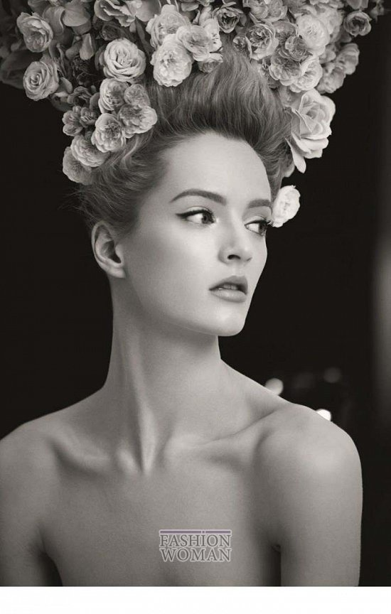 Коллекция макияжа Dior Trianon весна 2014 фото №21