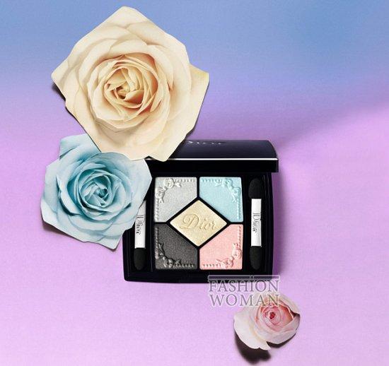 Коллекция макияжа Dior Trianon весна 2014 фото №23