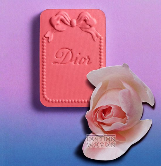 Коллекция макияжа Dior Trianon весна 2014 фото №24