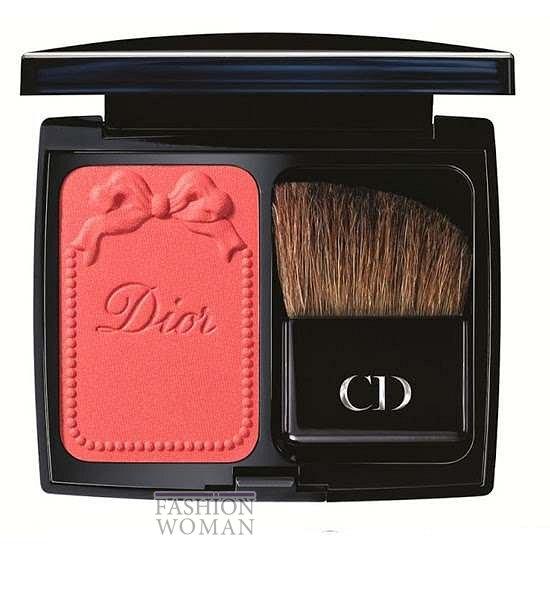 Коллекция макияжа Dior Trianon весна 2014 фото №4