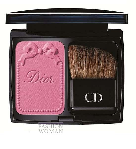 Коллекция макияжа Dior Trianon весна 2014 фото №5
