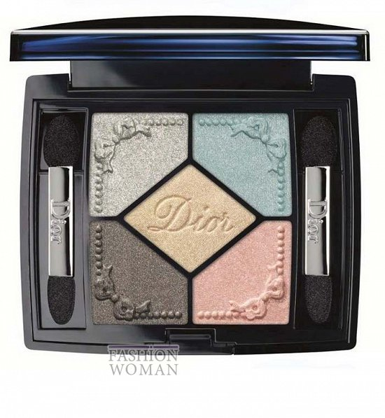 Коллекция макияжа Dior Trianon весна 2014 фото №6