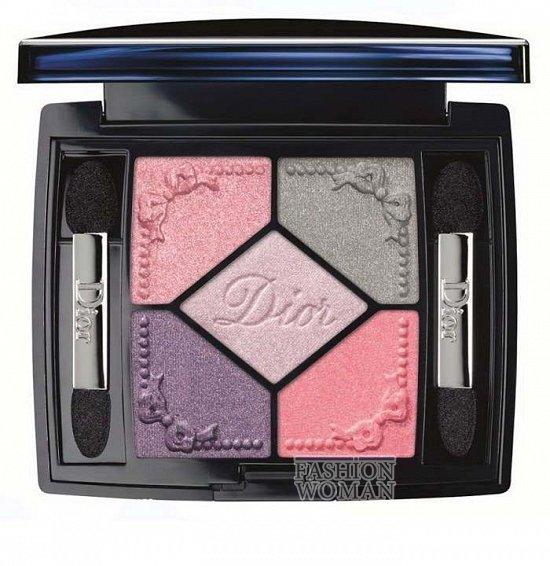 Коллекция макияжа Dior Trianon весна 2014 фото №7