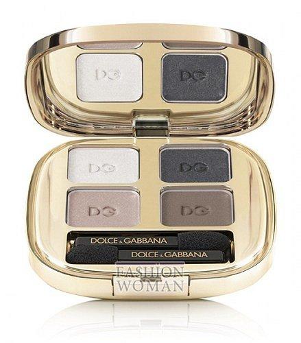 Тени Dolce & Gabbana