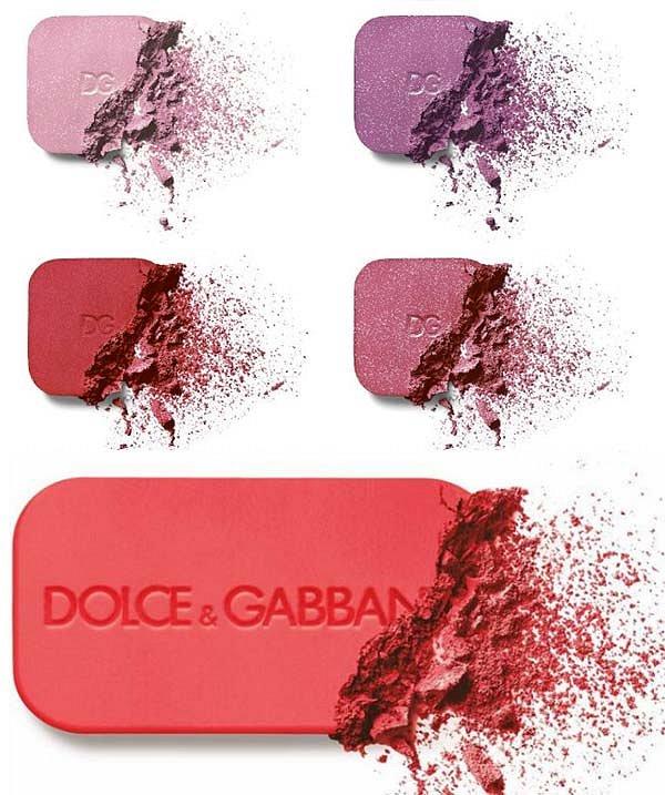 Коллекция макияжа Dolce  фото №2