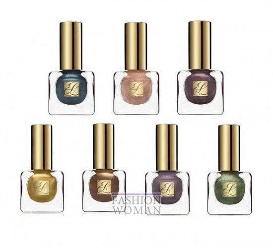 Коллекция макияжа Estee Lauder осень 2013 фото №5