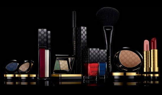 коллекция декоративной косметики Гуччи весна-лето 2015