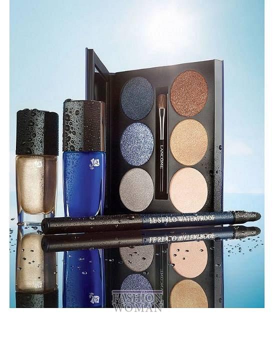 Коллекция макияжа Lancôme French Riviera лето 2014