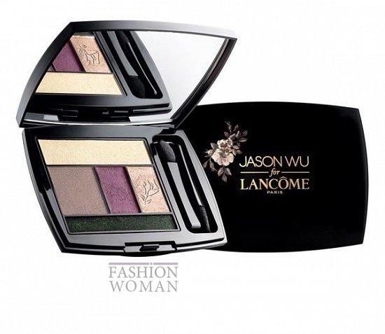 Коллекция макияжа Lancôme Jason Wu Pre-Fall 2014 фото №3