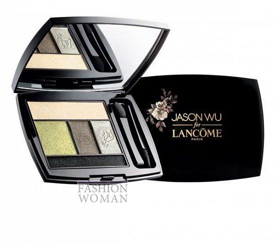 Коллекция макияжа Lancôme Jason Wu Pre-Fall 2014 фото №5