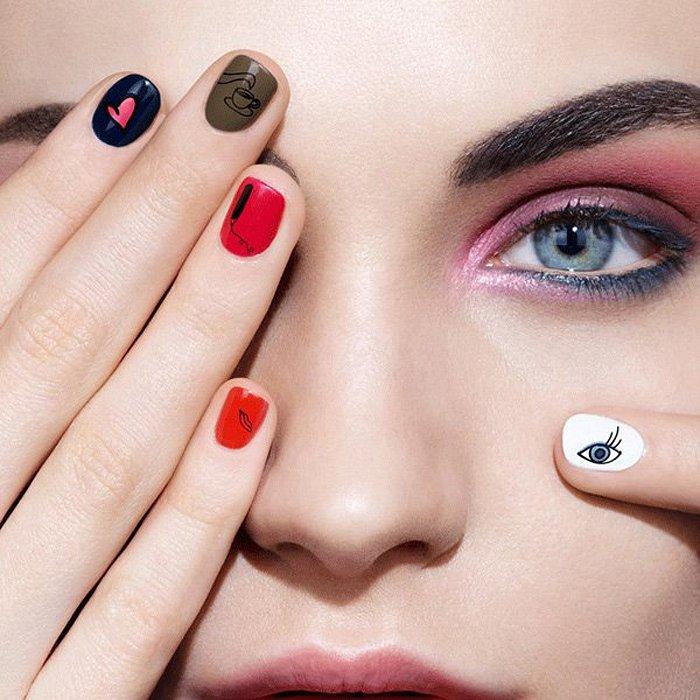 Коллекция макияжа Lancome Sonia Rykiel осень 2016 фото №5