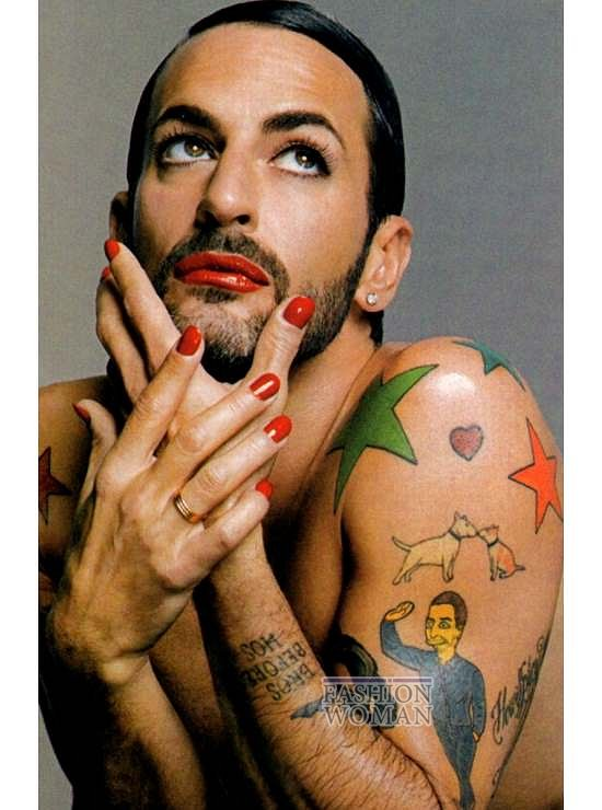 Коллекция макияжа Marc Jacobs Beauty
