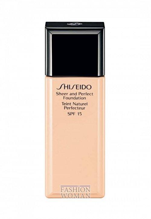 Коллекция макияжа Shiseido осень-зима 2013-2014 фото №1