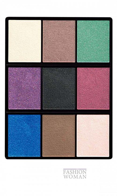 Коллекция макияжа Shiseido осень-зима 2013-2014 фото №2