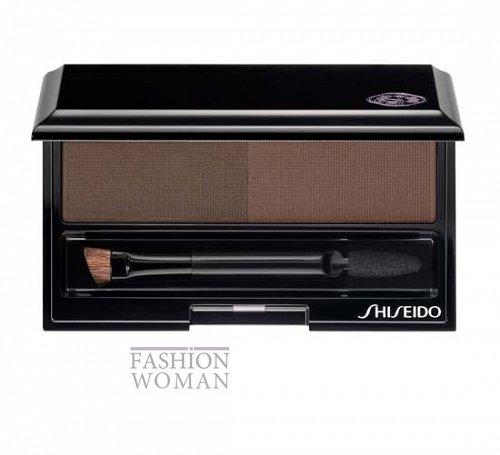Коллекция макияжа Shiseido осень-зима 2013-2014 фото №13