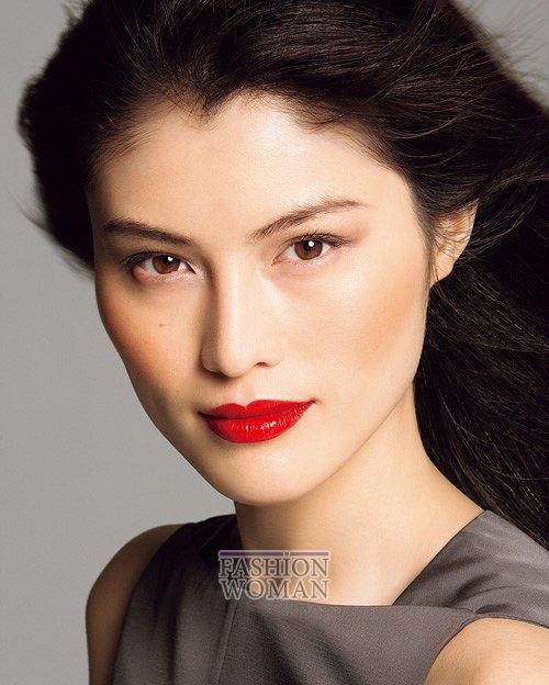 Коллекция макияжа Shiseido осень-зима 2013-2014 фото №6