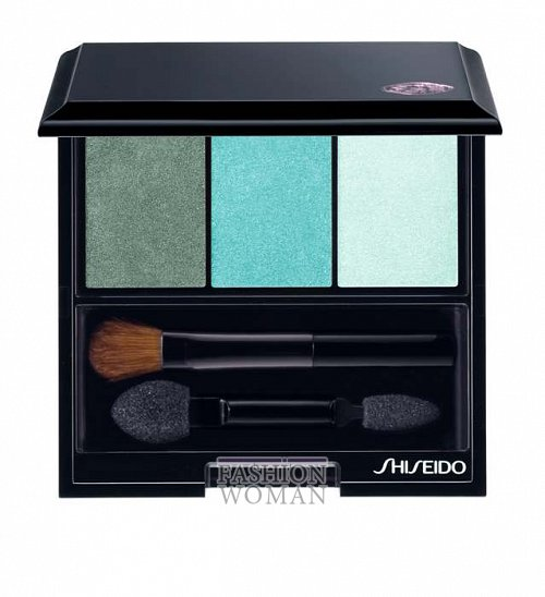 Коллекция макияжа Shiseido осень-зима 2013-2014 фото №7