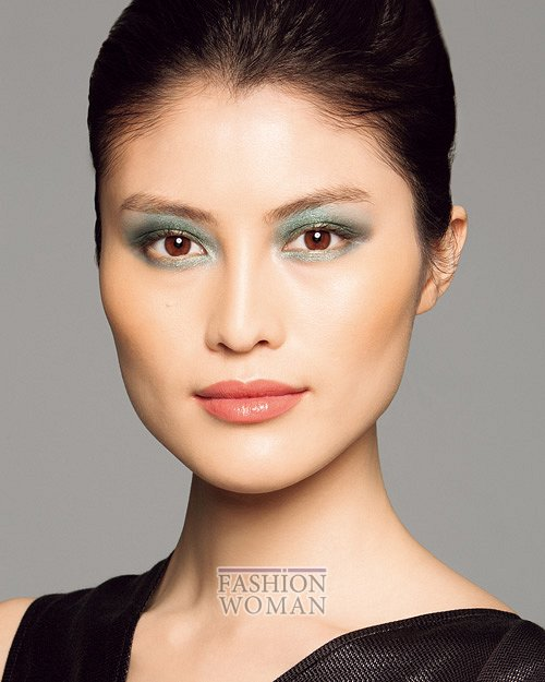 Коллекция макияжа Shiseido осень-зима 2013-2014 фото №8