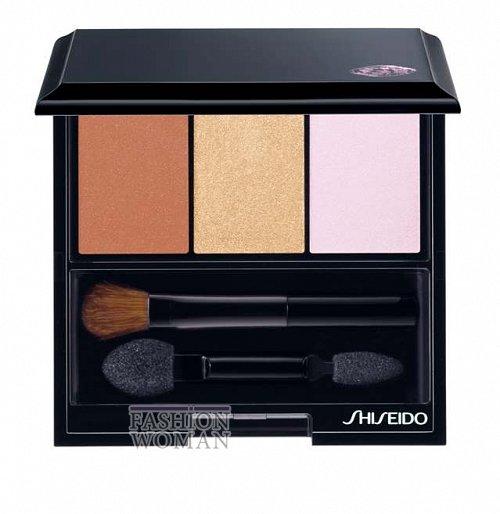 Коллекция макияжа Shiseido осень-зима 2013-2014 фото №9