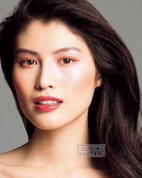 Коллекция макияжа Shiseido осень-зима 2013-2014 фото №10