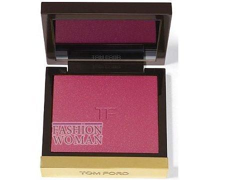 Коллекция макияжа Tom Ford осень 2012 фото №2