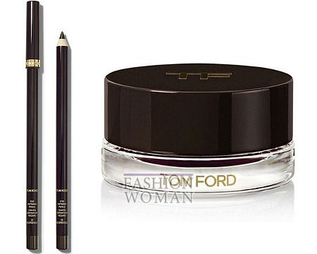 Коллекция макияжа Tom Ford осень 2012 фото №4