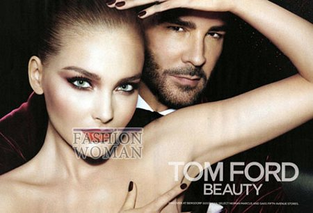 Коллекция макияжа Tom Ford осень 2012 фото №8