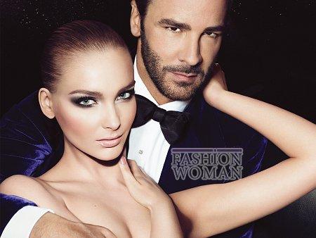 Коллекция макияжа Tom Ford осень 2012 фото №9
