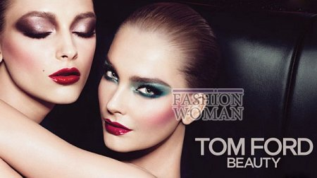 Коллекция макияжа Tom Ford осень 2012 фото №10