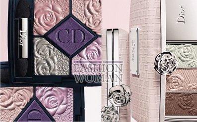 коллекции макияжа Dior Garden Party Make-Up Spring 2012