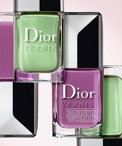 Лак для ногтей Dior Vernis Garden Party
