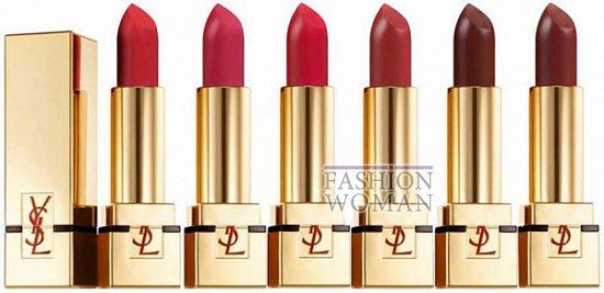 Коллекция макияжа YSL осень 2012 фото №10