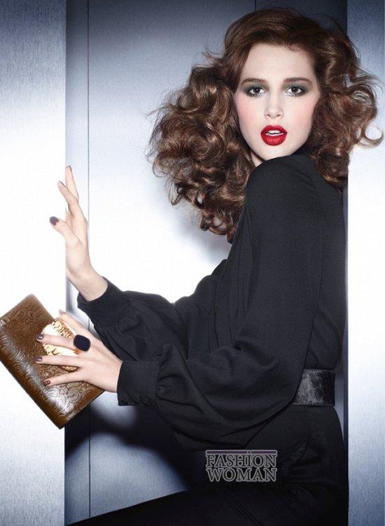 Коллекция макияжа YSL осень 2012 фото №13