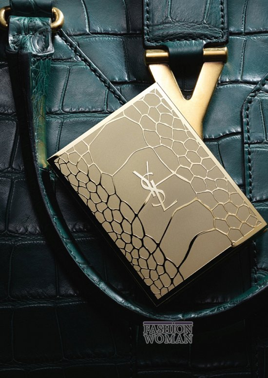 Коллекция макияжа YSL осень 2012 фото №1