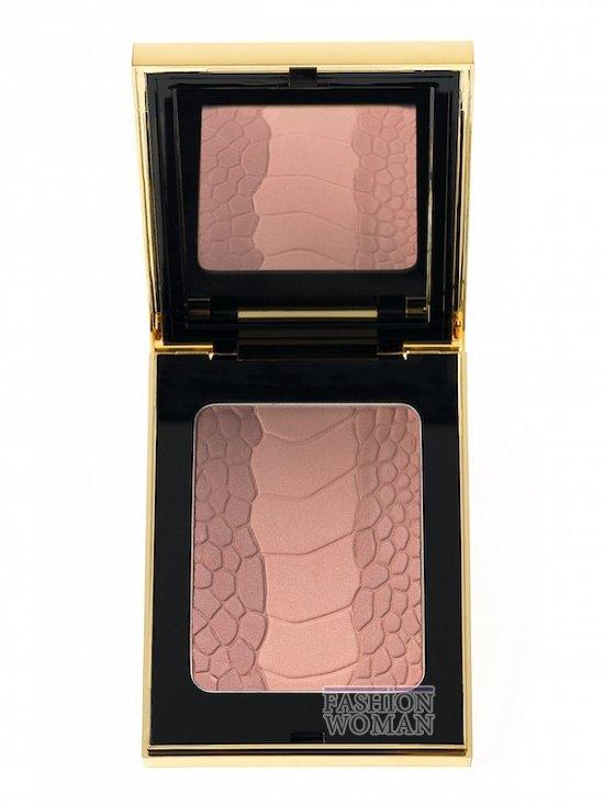 Коллекция макияжа YSL осень 2012 фото №2