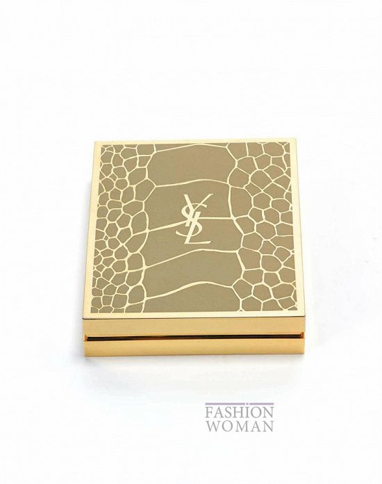 Коллекция макияжа YSL осень 2012 фото №3