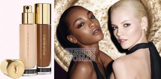 Коллекция макияжа YSL осень 2012 фото №5