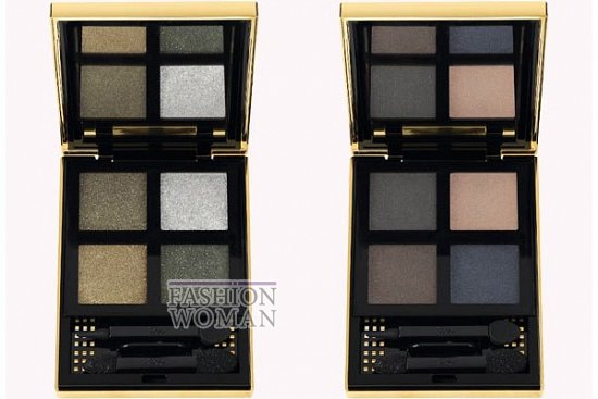 Коллекция макияжа YSL осень 2012 фото №6