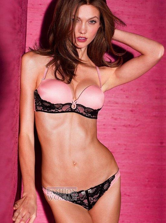 Коллекция нижнего белья Victoria's Secret Valentine's Day 2013 фото №4