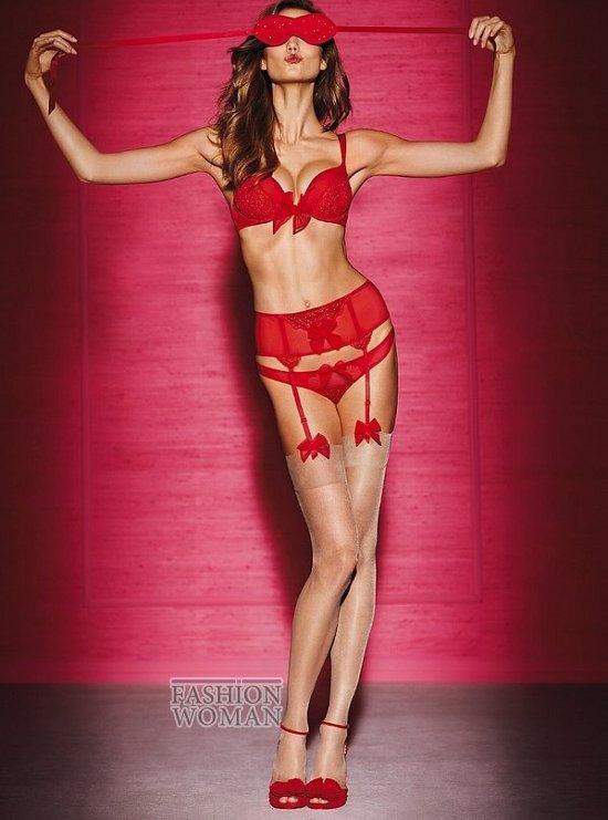 Коллекция нижнего белья Victoria's Secret Valentine's Day 2013 фото №7