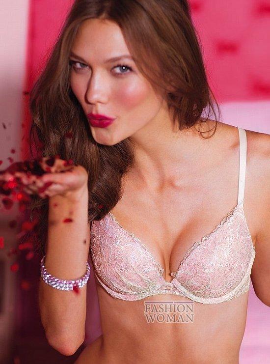 Коллекция нижнего белья Victoria's Secret Valentine's Day 2013 фото №9