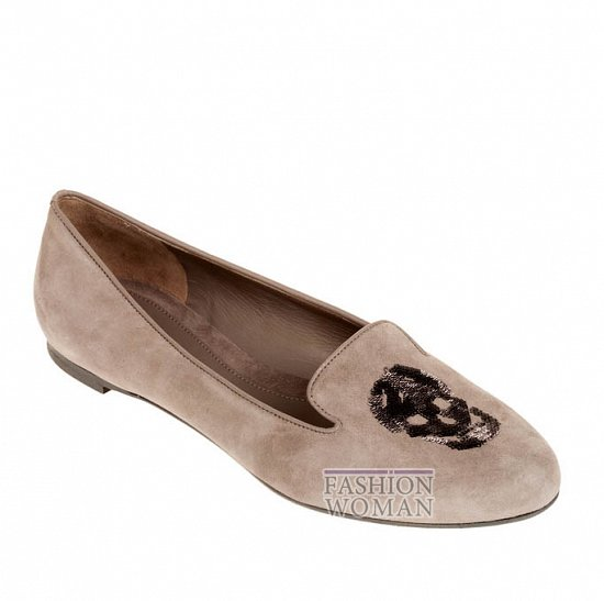 Коллекция обуви Alexander McQueen осень-зима 2012 фото №1